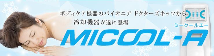 痩身機器のMICOOL-A(ミークールA)