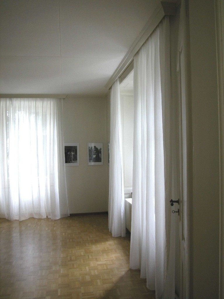 Swiss Shield Curtains