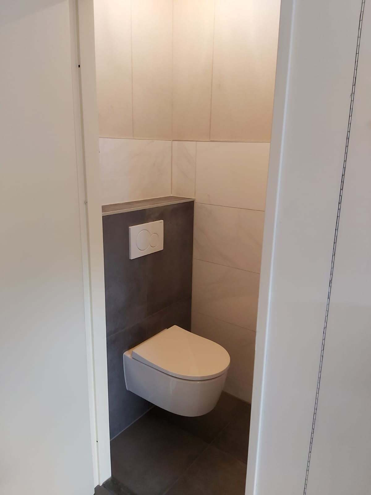 Toilet- Holten