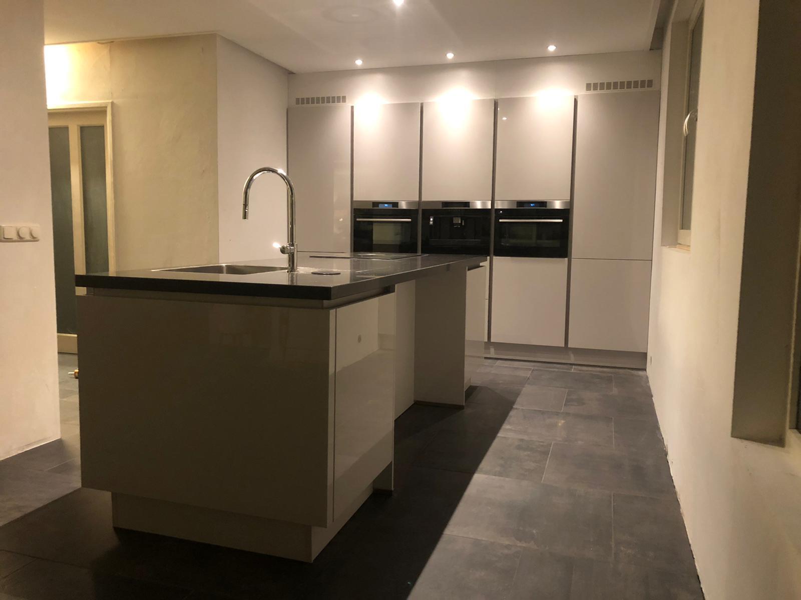 Keuken - montage & inbouw kastenwand
