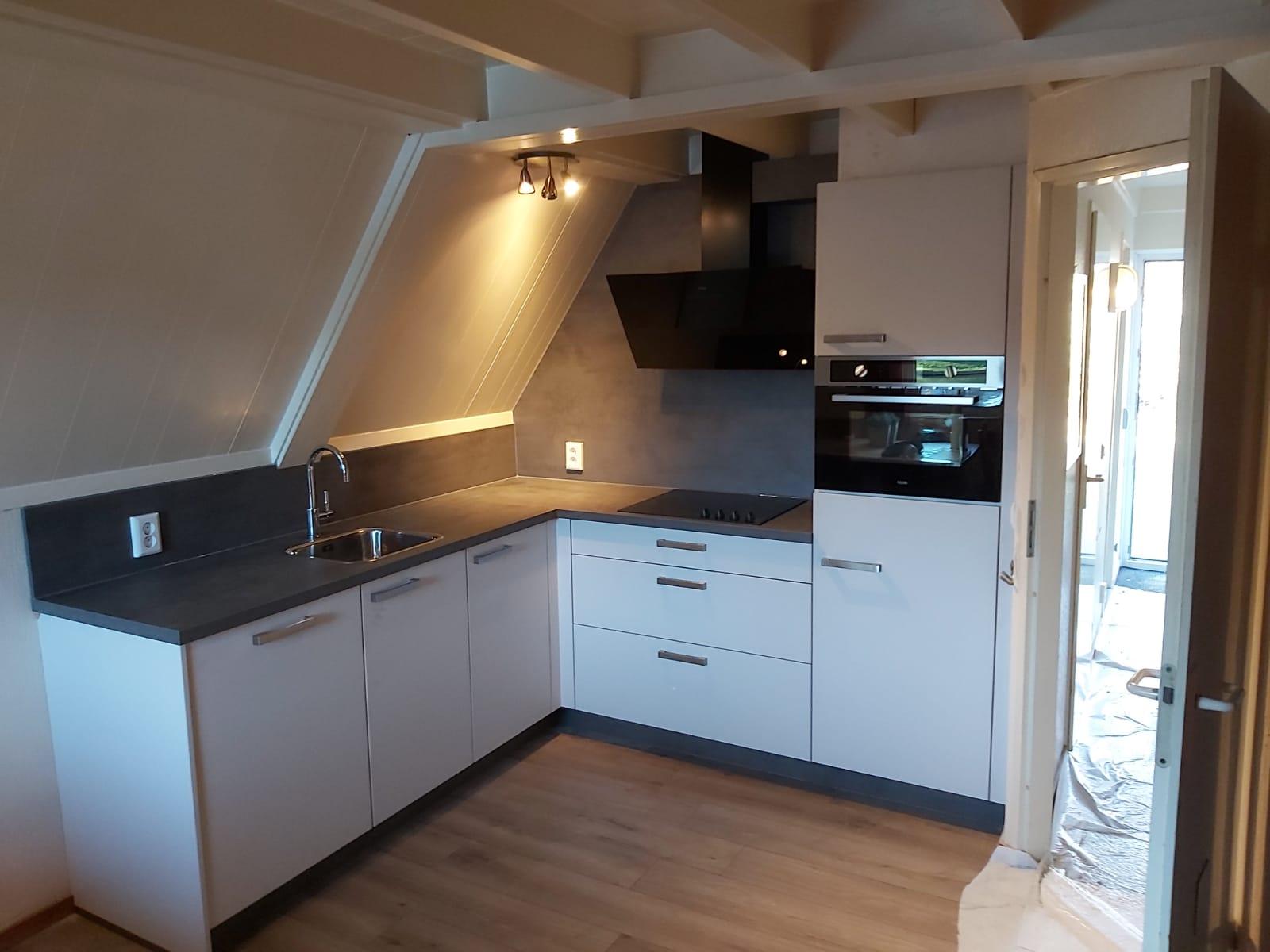 Keuken - stenen huisje