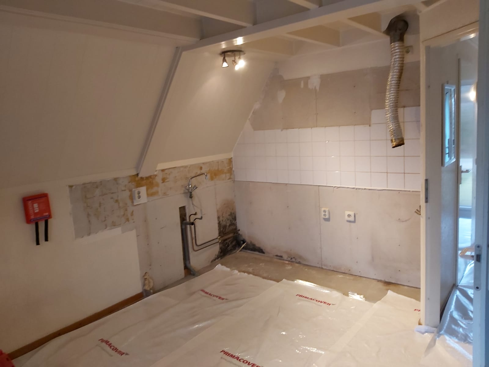Installatiewerk - keuken
