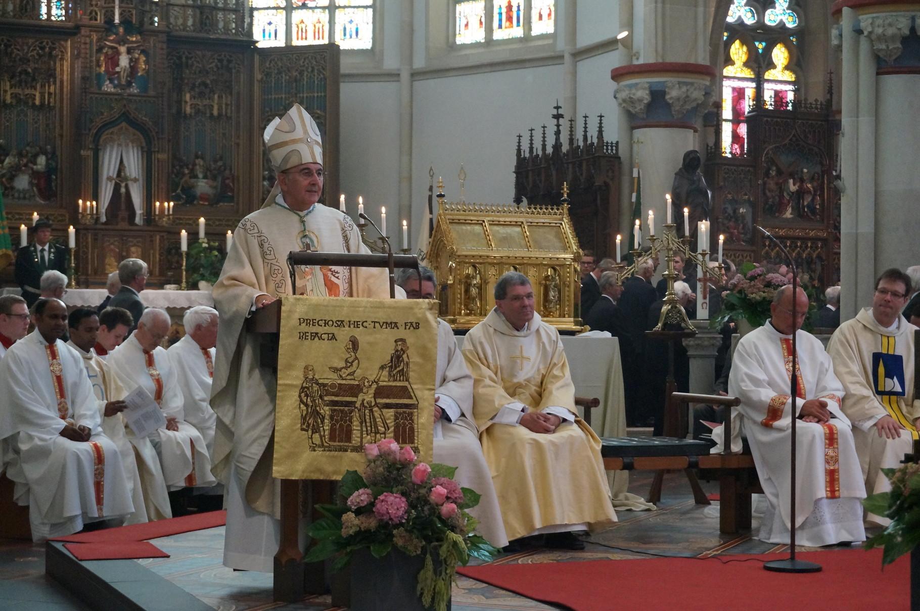 Predigt des Bischofs