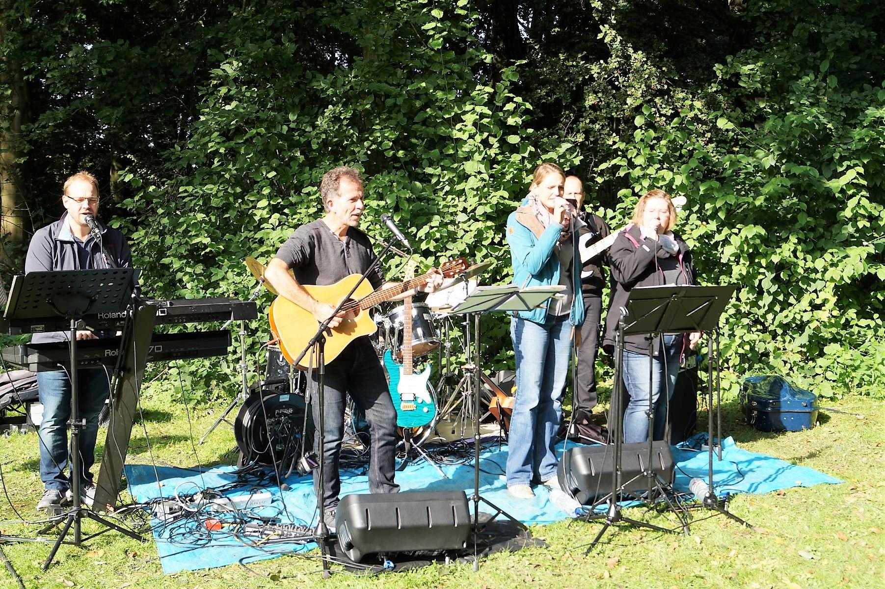 "Musikgruppe ""Resonanz"" aus Soest"