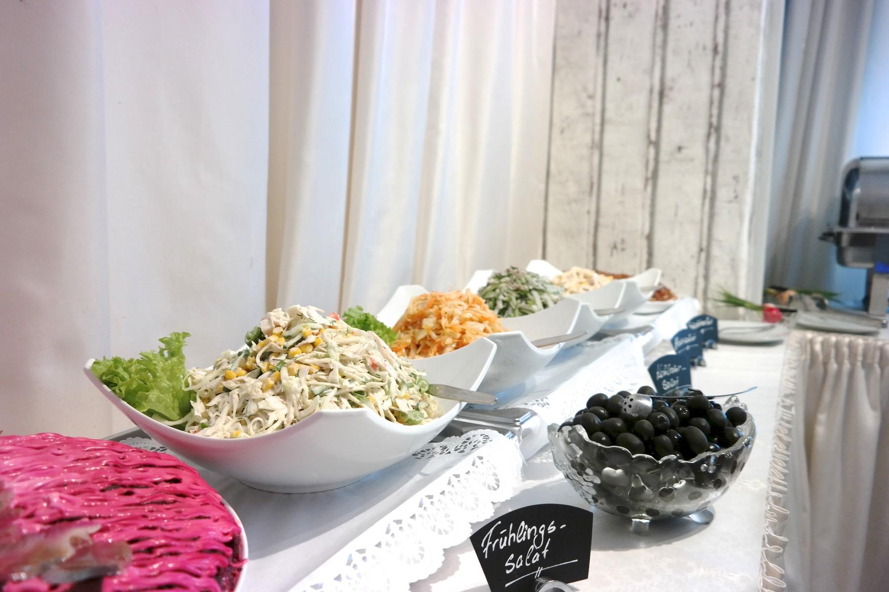 Diverse Salate