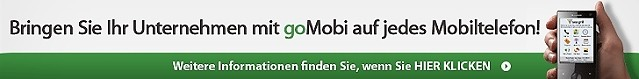 mobile Firmenhomepage mit goMobi