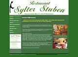 Restaurant Sylter Stuben