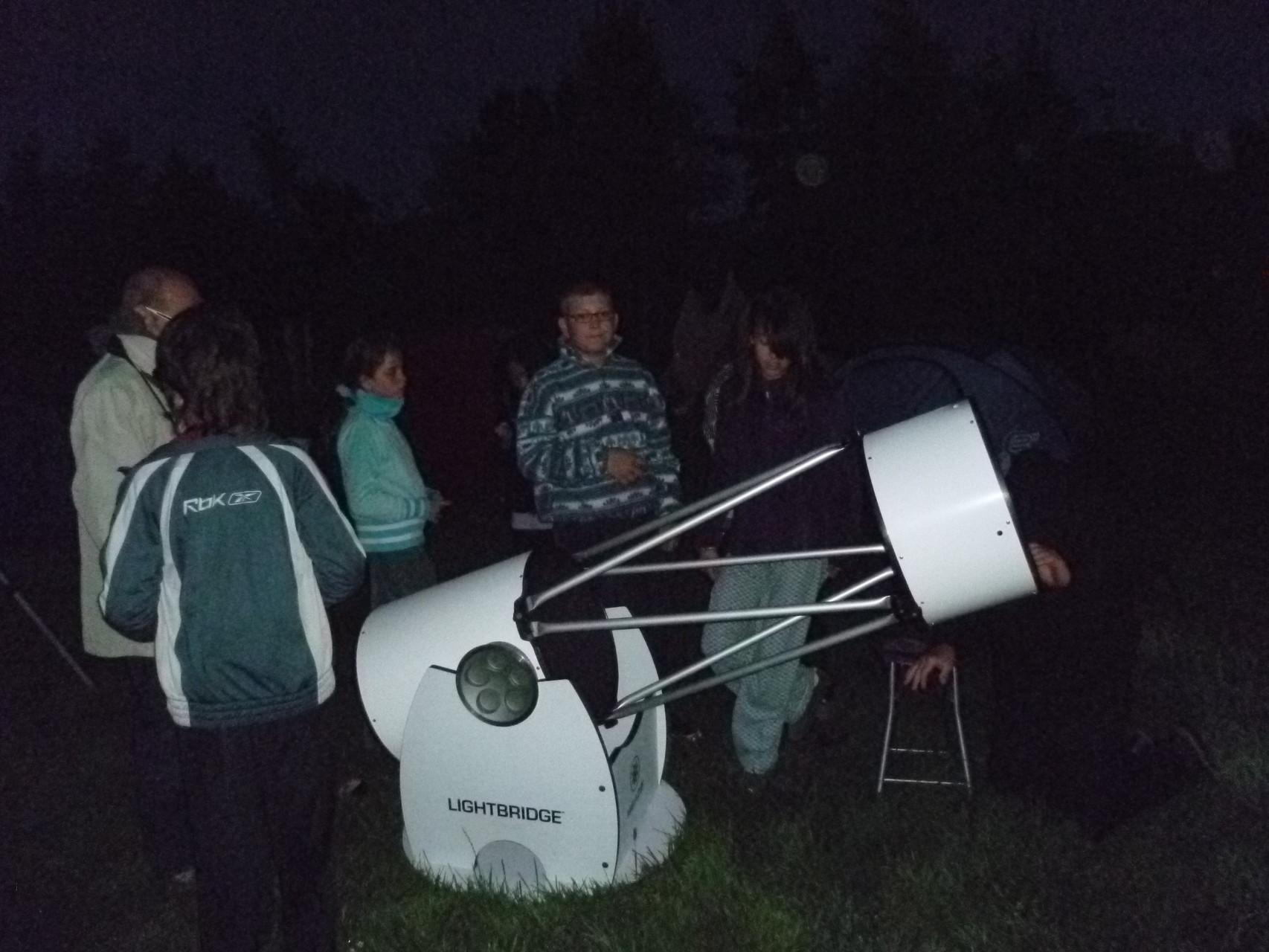 Juillet 2012 - observation au dobson 400
