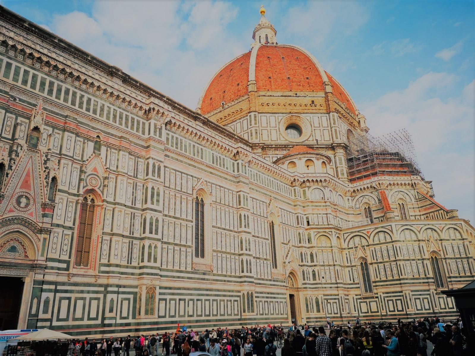 Sightseeingtour in Florenz