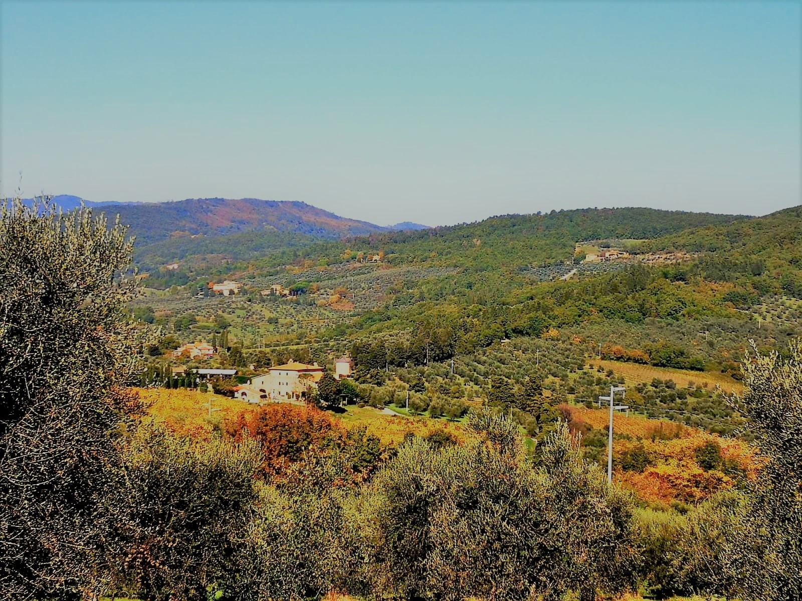 Retreat Areal in der Toskana