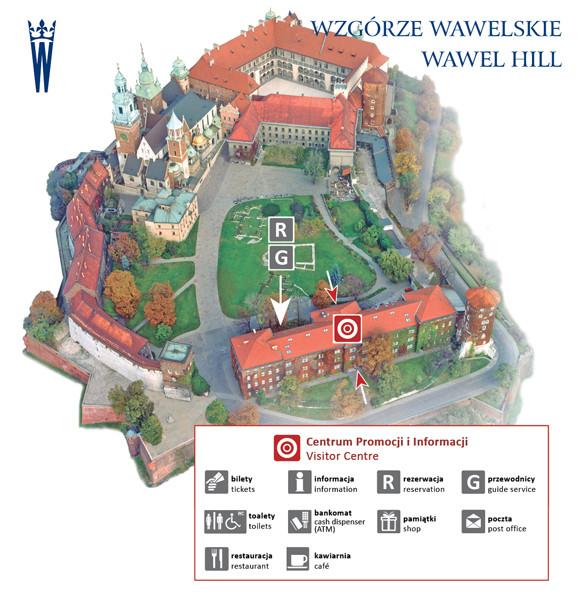 Krakau - Wawel - voor info klik op afbeelding