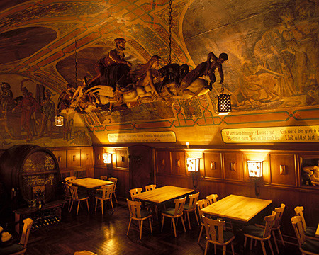 Restaurant Auerbachs Keller