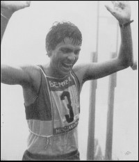 Sieger 1983: Kurt König, TSV Oberstdorf 42:25,1