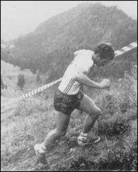 Sieger 1978: Gebhard Rädler, SC Oberstaufen 45:22,0