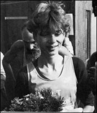 Olivia Grüner, LT Radolfzel Siegerin 1986: Deutsche Meisterin, 49:22,8 (Rekord)