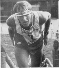 Sieger 1980: Peter Zipfel, SV Kirchzarten 43:55,19