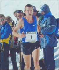 Sieger 2002: Jonathan Wyatt/NZL 40:34,9 (Streckenrekord)