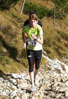 Martina Strähl, Schweiz, Vizeweltmeisterin Jung, hoffnungsvoll