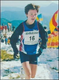 Siegerin 2002: Svetlana Demidenko, Russland 47:42,5 (Streckenrekord)