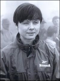 Siegerin 2001: Svetlana Demidenko, Russland 49:29,1