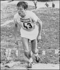 Sieger 1976: Peter Weigt, Stuttgarter Kickers 47:08,0
