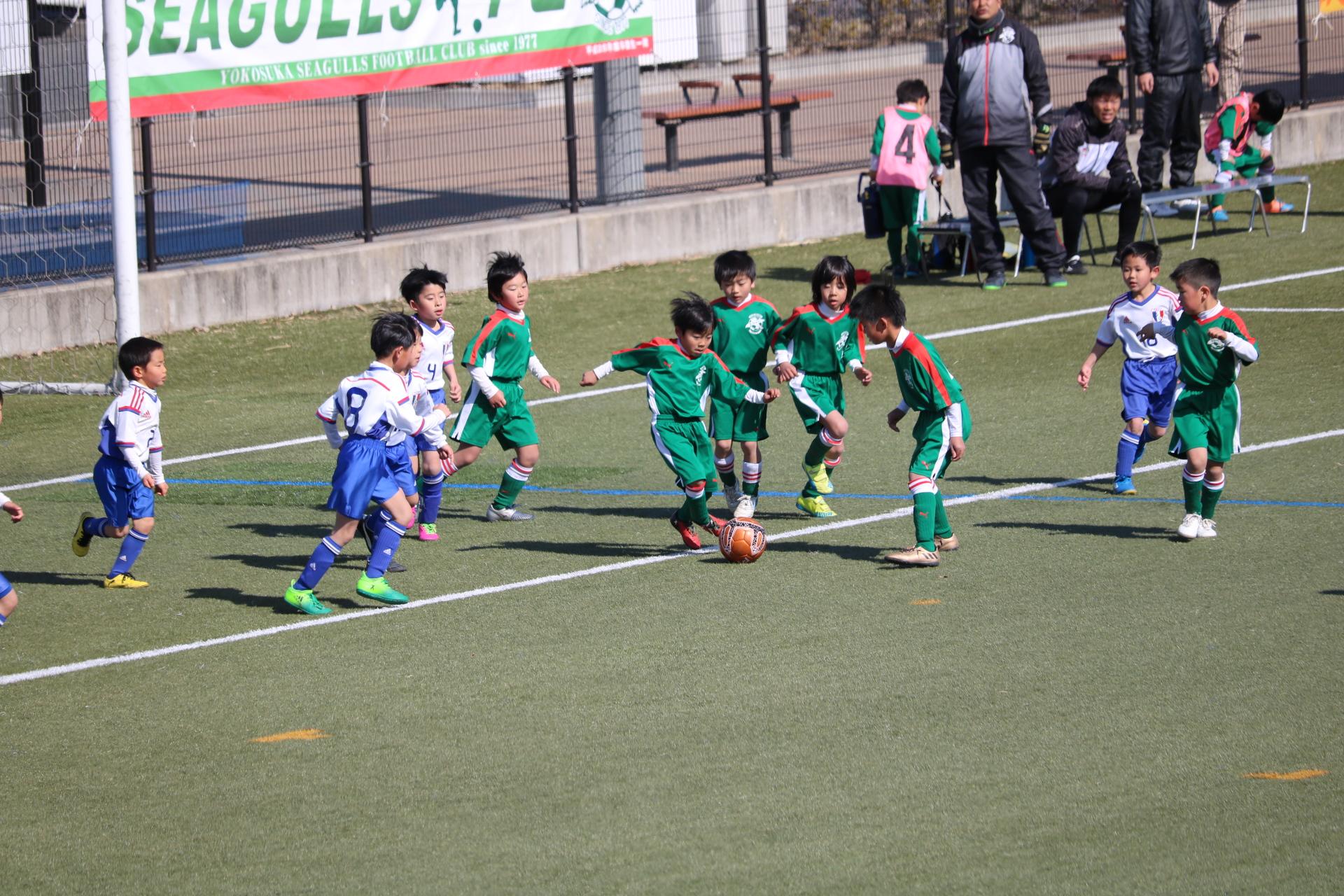 2月18日(土) U-7 三浦半島大会