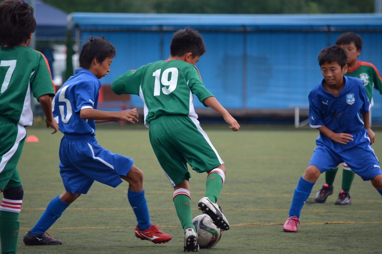 8/12〜8/14 宿泊遠征 U-11B アスルクラロ Summer CUP