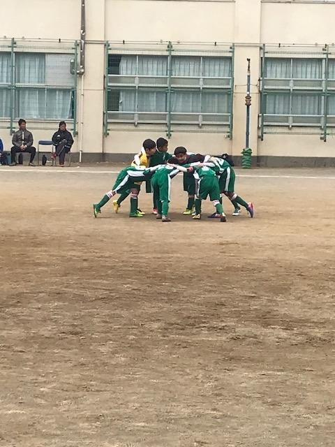 1月8日(月・祝) U-8 三浦半島大会