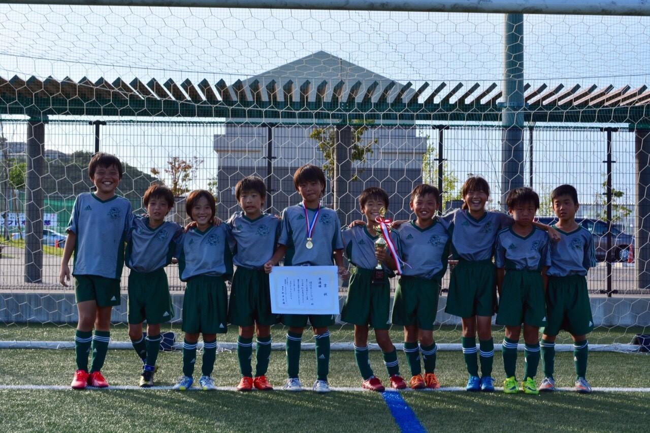 かもめ杯 U-10(4年生) シーガルズM