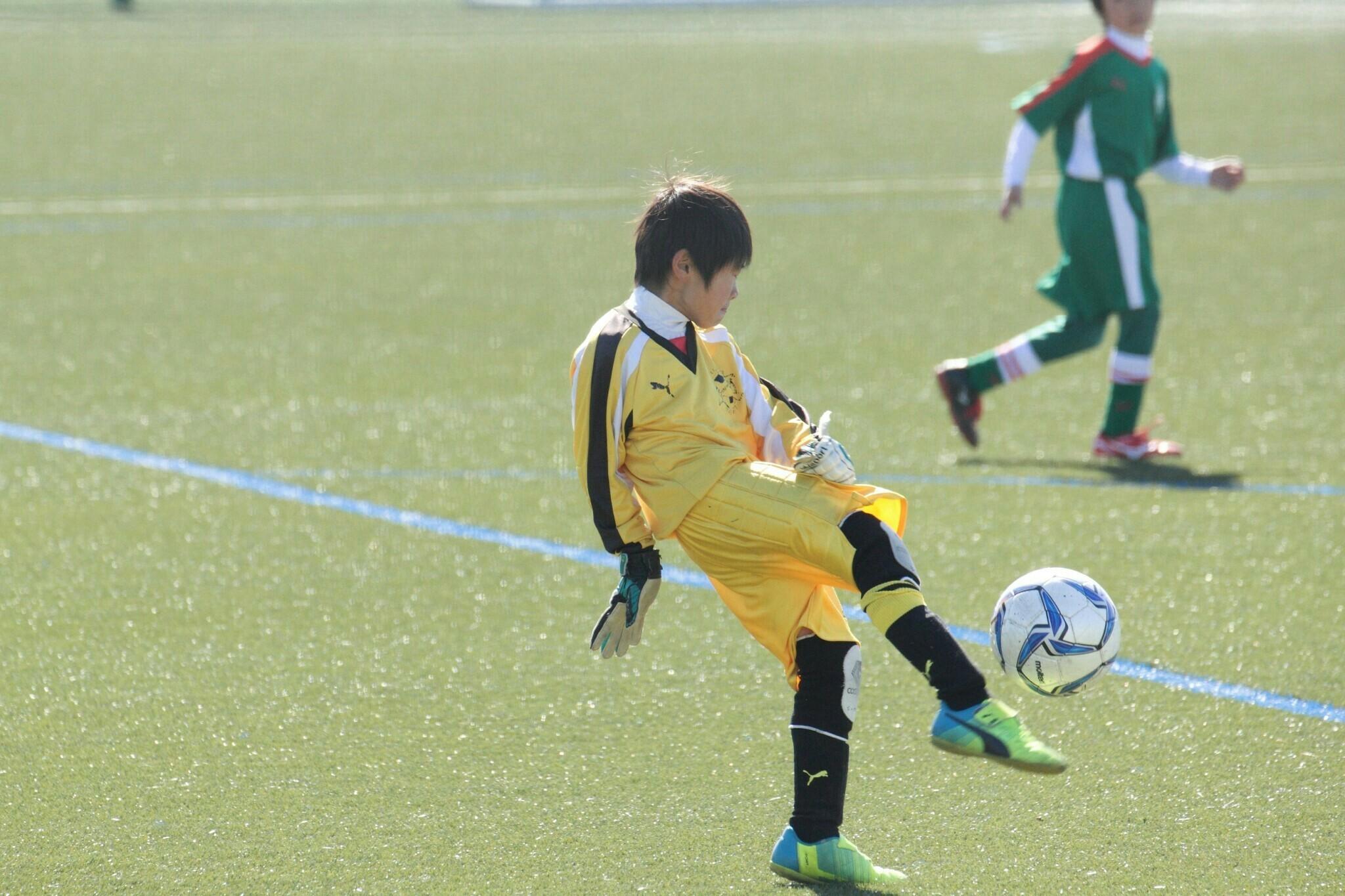 2/19 U-8 三浦半島大会 決勝
