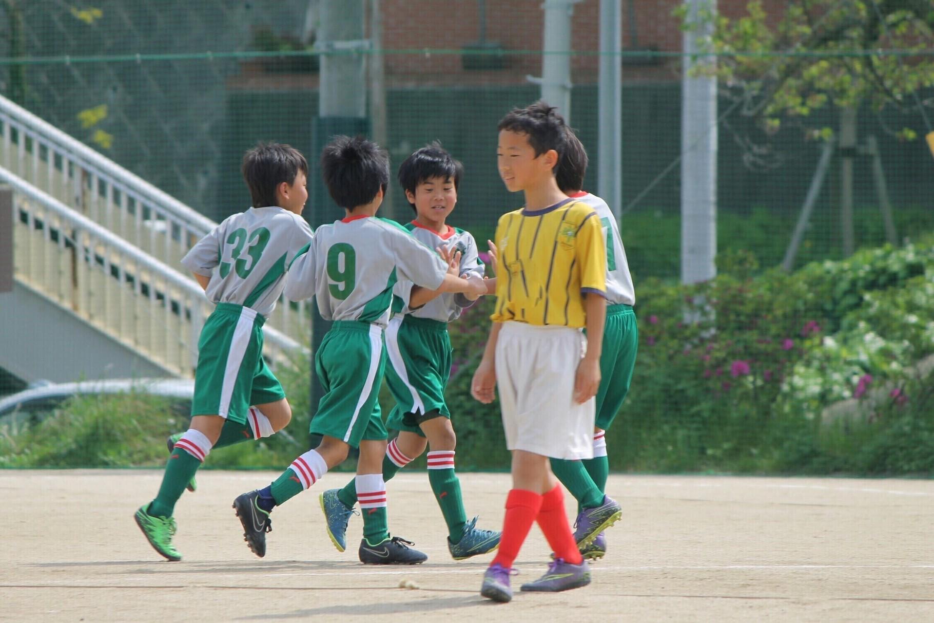 4/16 U11 葉山JGK TRM