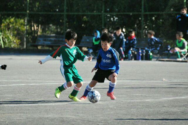 1月14日(日) U-9 三浦半島大会