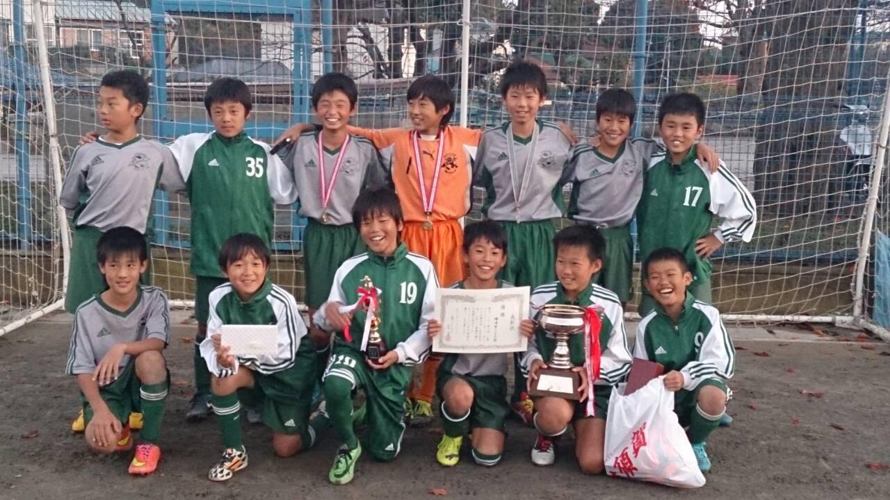 三春フレンドリーカップ U-11(5年生)