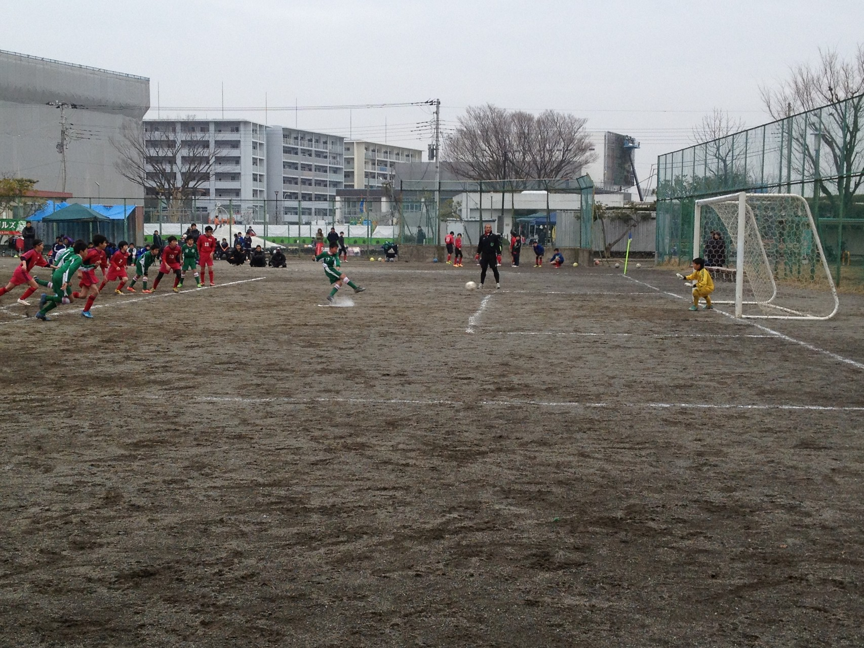 浜見平カップ U-12(6年生)