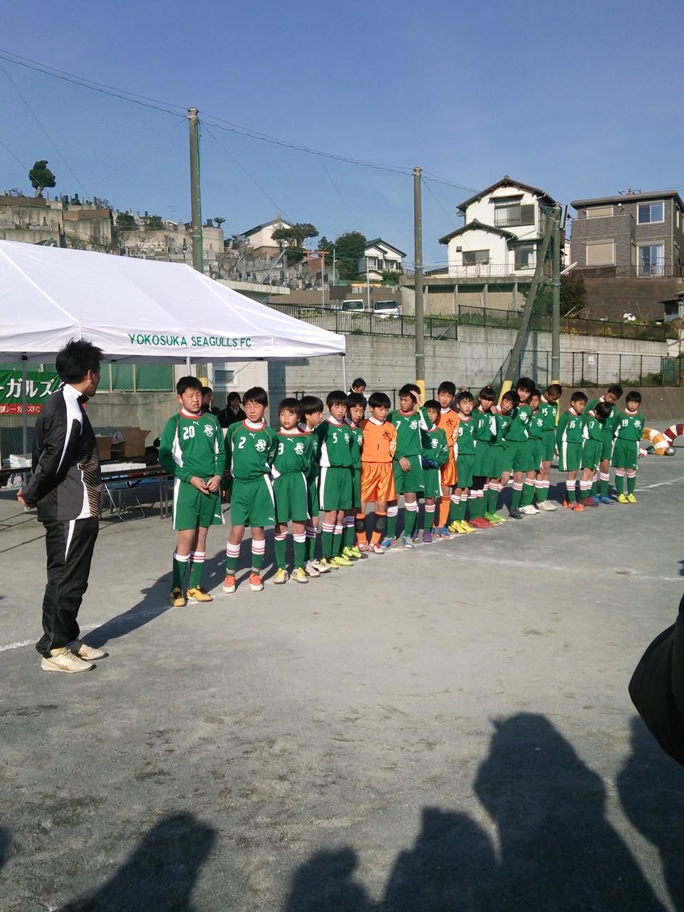 第37期 卒団式(6年生を送る会)