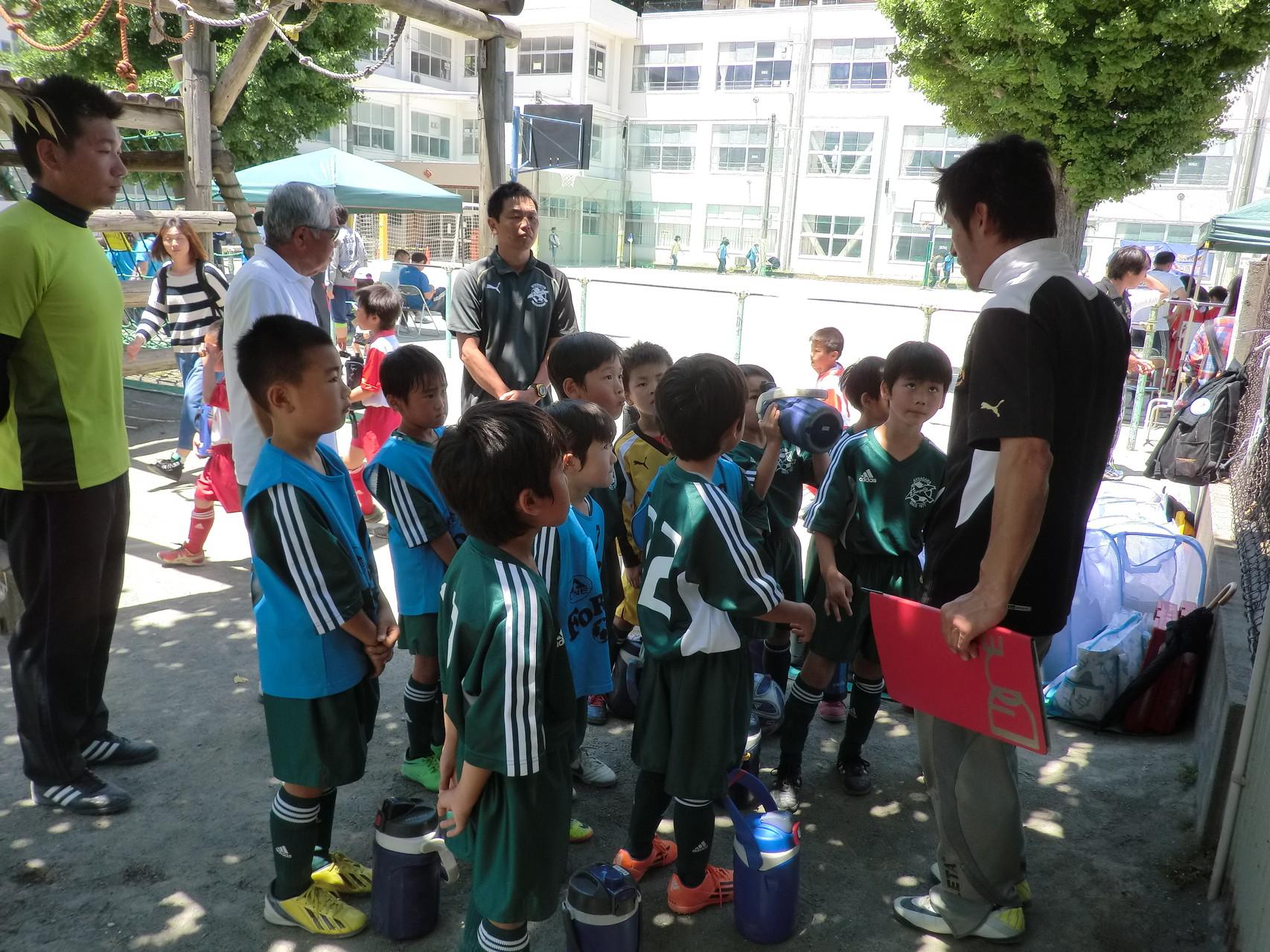 ライオンズカップ U-8