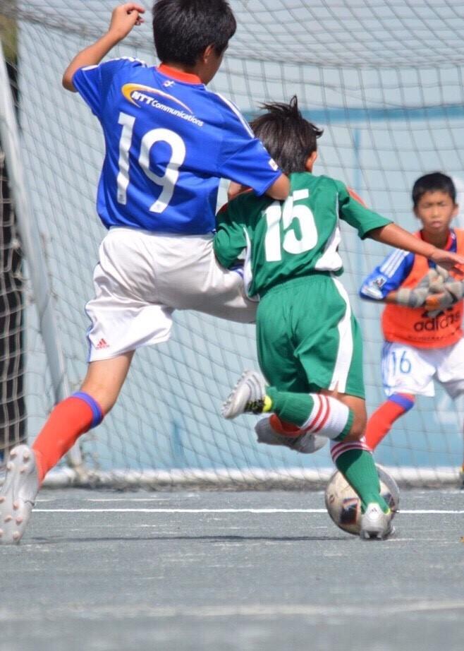 9/10 U11 六湘・マリノスTRM
