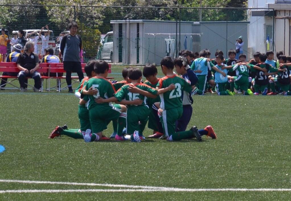 4月15日(土)U-12 ライオンズカップ