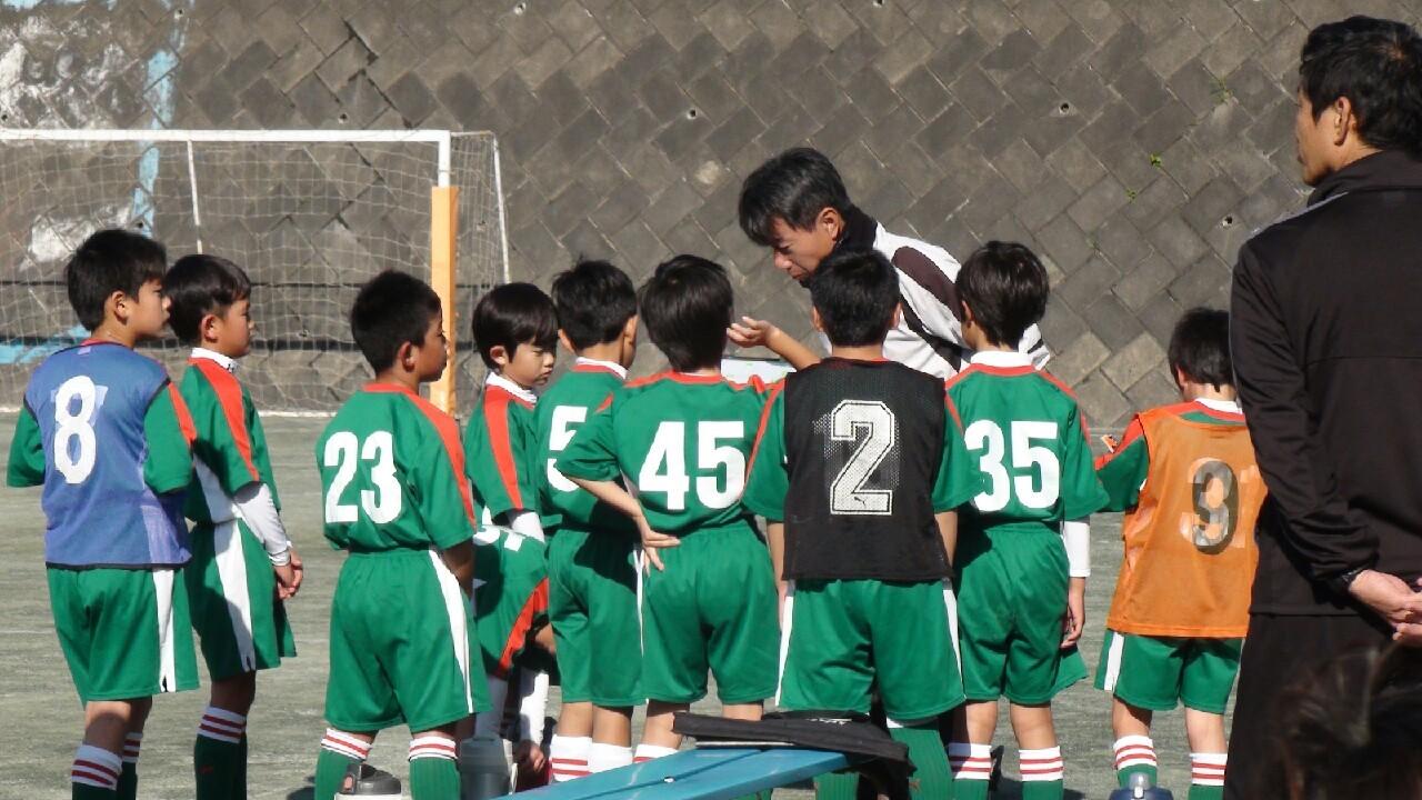 11/26 U-9 高坂カップ