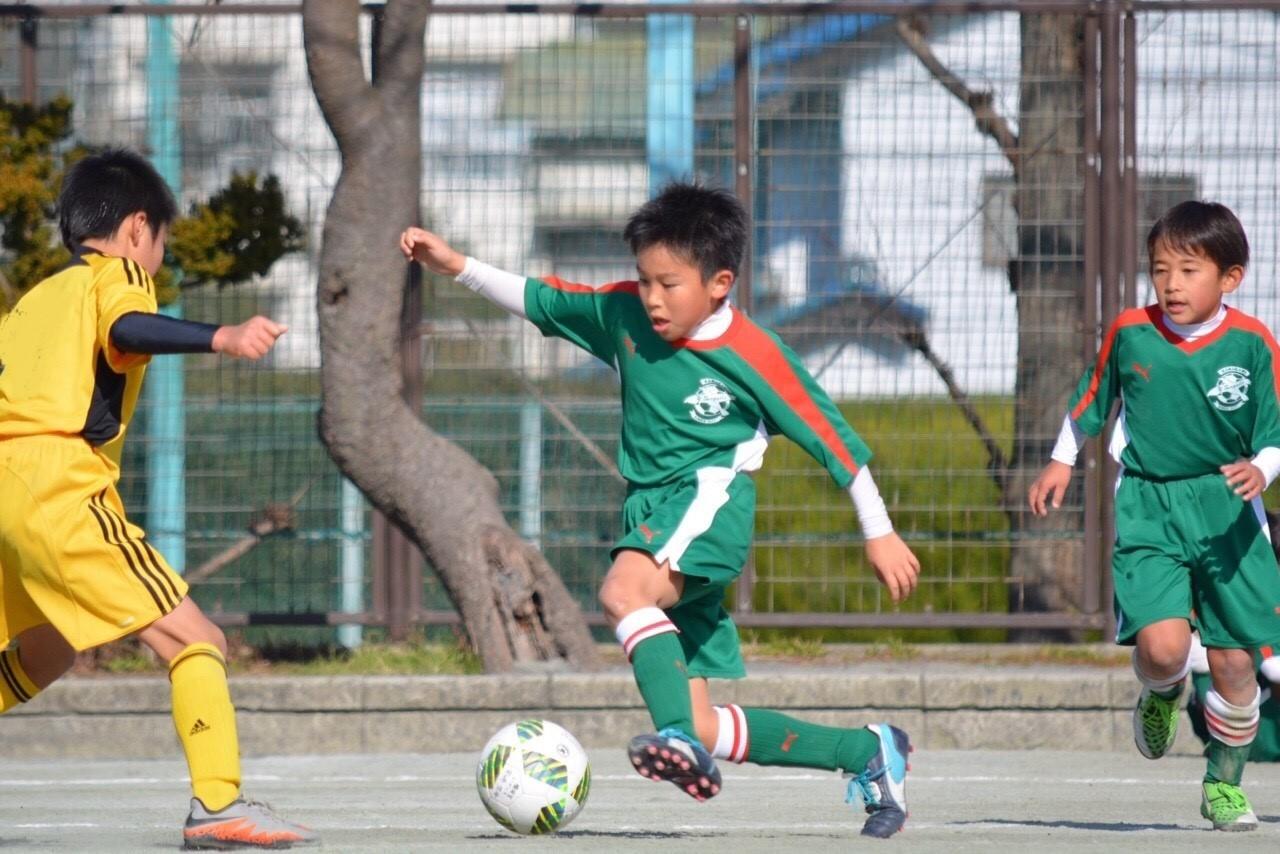 三浦半島大会U-10(4年生)