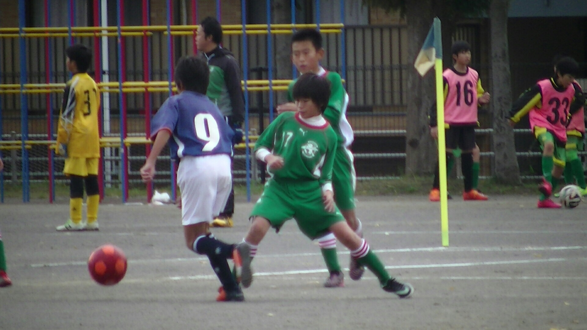 11/27 U-12 明浜杯