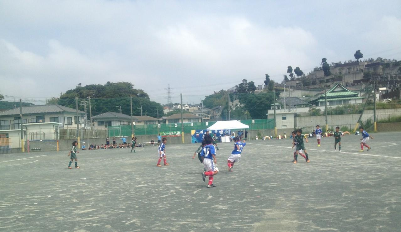 シーガルズ杯 U-11 vs マリノス