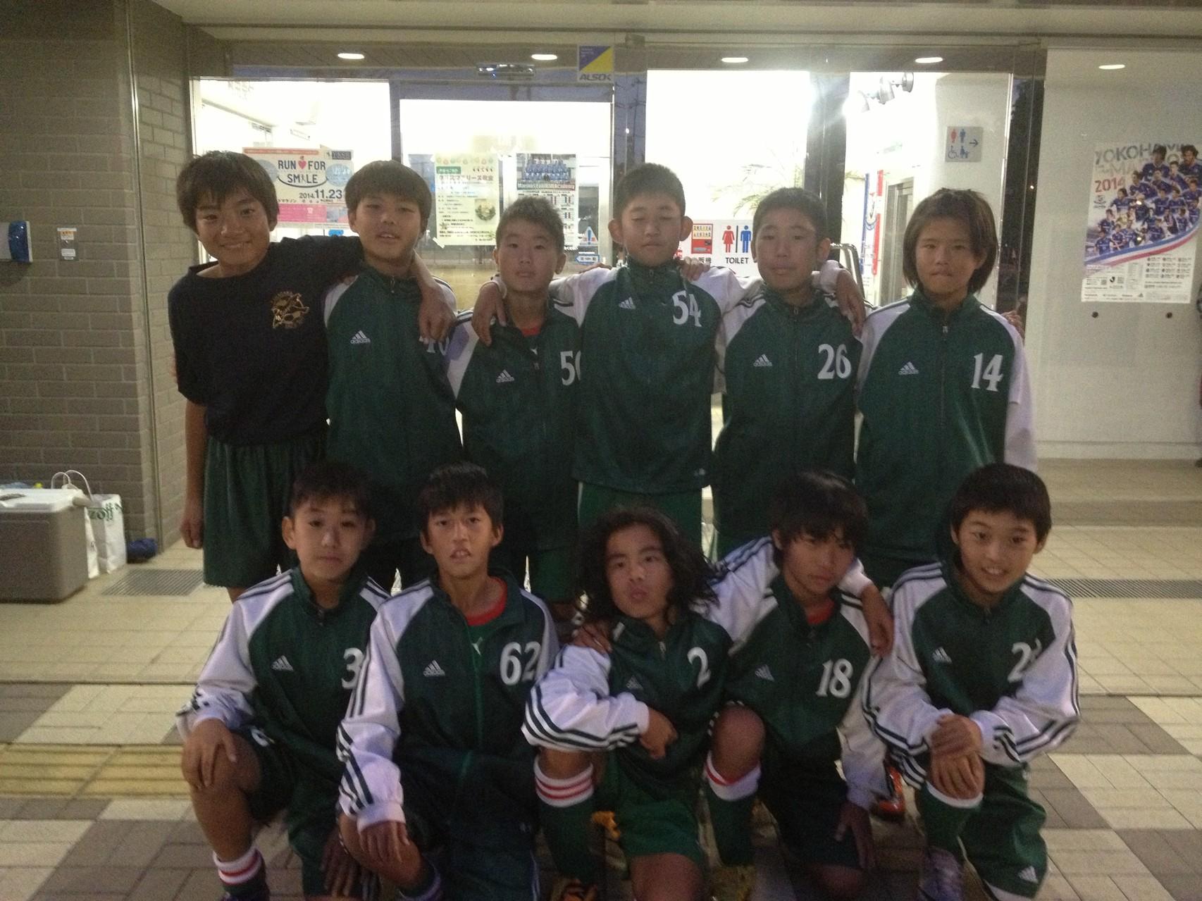 J:COM湘南杯 U-12(6年生) シーガルズWEST
