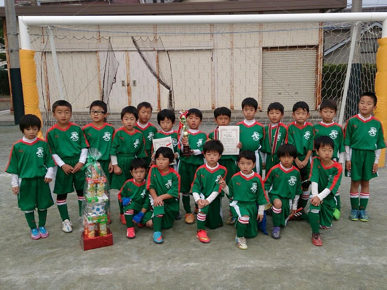 ペガサスカップ U-7(1年生)