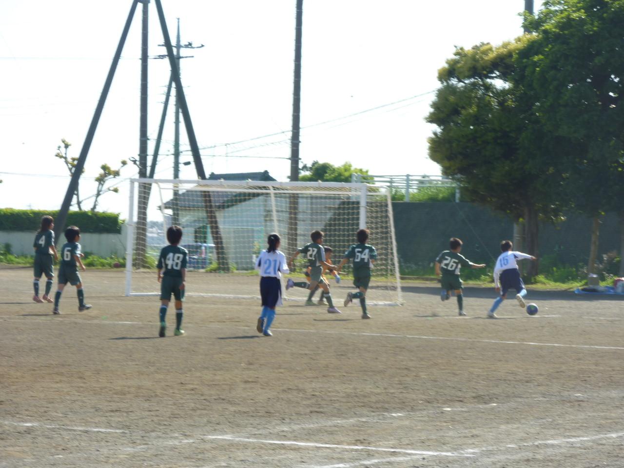 アローカップ U-11