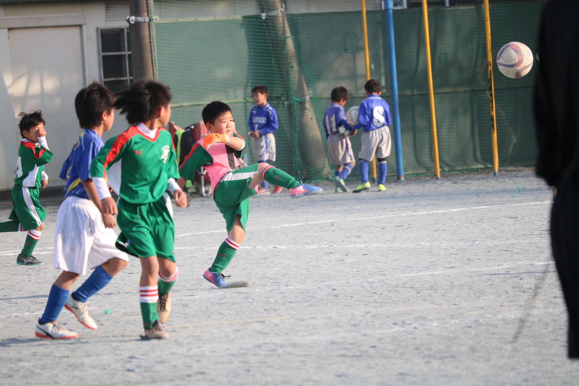 12月23日(土) U-7 リスト杯