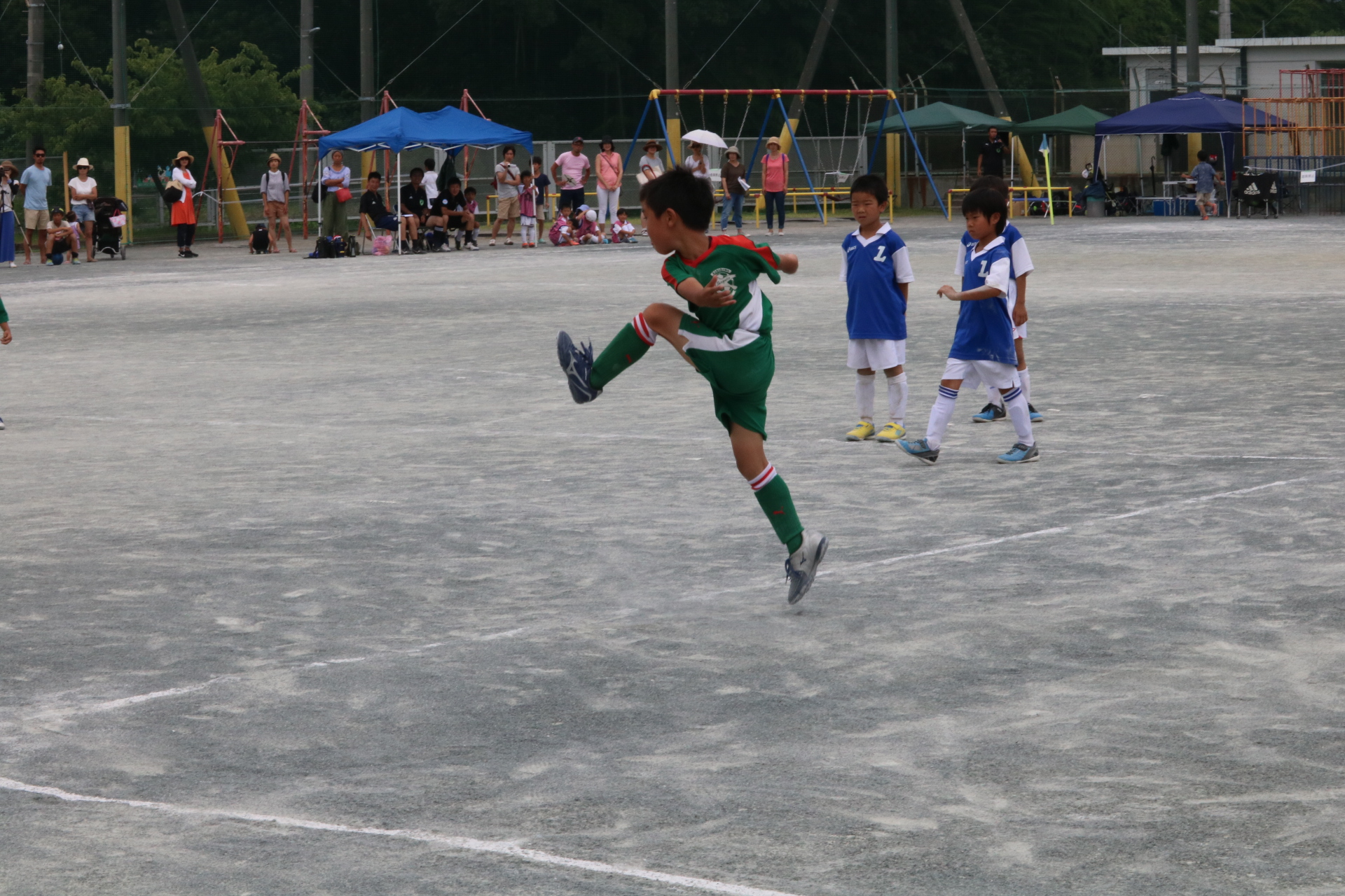 7月17日(月・祝) U-7 シーガルズ杯