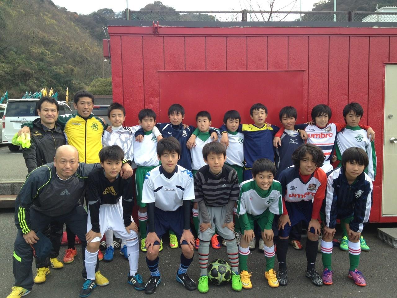 初蹴り大会 2016 OB(U-13)