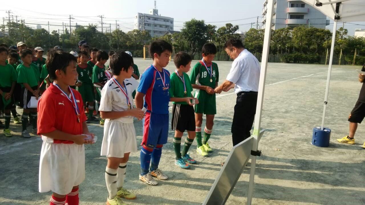 シーガルズ杯 U-12(6年生)