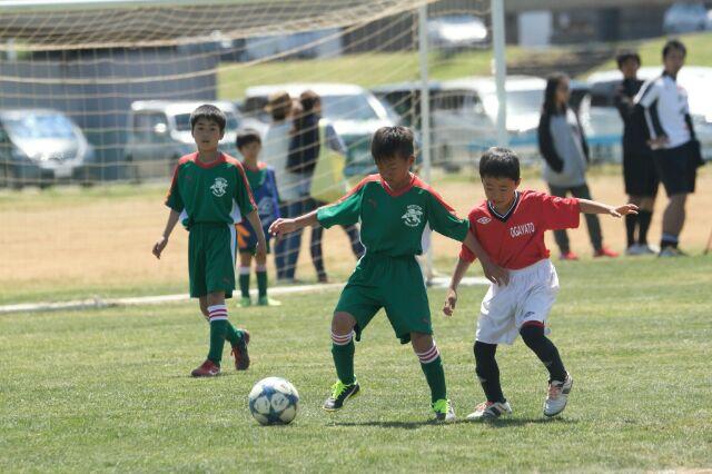 5月5日(金・祝) U-9 足柄FCこどもの日サッカーフェスティバルU-9大会